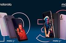 Motorola Moto G10 và G30 ra mắt: Kháng nước IP52, pin 5.000mAh, giá từ 180 USD