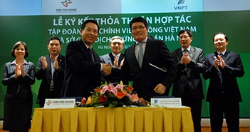 HNX sẽ tư vấn VNPT thoái vốn ngoài ngành