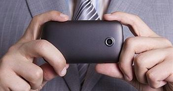 Cải thiện độ nhạy camera trên smartphone bằng sóng cường độ nhỏ