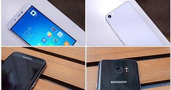 Camera Samsung Galaxy S7 Edge 'ăn đứt' Xiaomi Mi 5