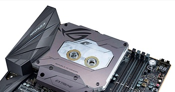 Asus ROG ra mắt bo mạch chủ cao cấp Maximus IX Extreme