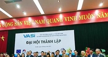 Lãnh đạo Hanel, Viettronics tham gia Ban chấp hành Hiệp hội Công nghiệp hỗ trợ Việt Nam