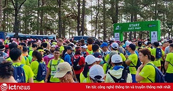 Nhiều công ty công nghệ tham gia giải chạy Dalat Ultra Trail