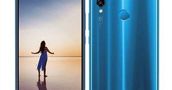 Huawei P20 Lite ra mắt: chip Kirin 659, camera kép 16MP+2MP, sạc nhanh 18W