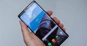 Samsung Galaxy Note 8 bắt đầu được cập nhật lên Android 8.0 Oreo