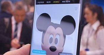 Samsung bổ sung Mickey Mouse và Minnie Mouse vào AR Emoji trên Galaxy S9/S9+