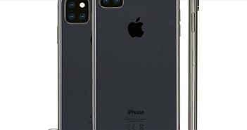 Xác nhận: iPhone XI và iPhone XI Plus sẽ có 3 camera sau, đẹp lạ lùng