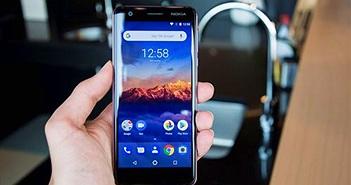 Nokia 3.1 tại Việt Nam lên đời Android 9.0 Pie