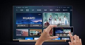 Huawei ra mắt smart TV với dung lượng bộ nhớ lên tới 128GB