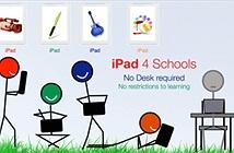 Các trường học Mỹ yêu cầu Apple bồi thường dự án dạy học bằng iPad