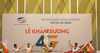 Đà Nẵng có 399 trạm thu phát sóng 4G của Viettel