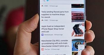 Mách bạn 6 cách chụp ảnh màn hình Galaxy S9 và S9+