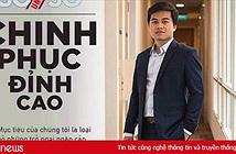 Chân dung chàng trai Việt Nam lọt 30 Under 30 Forbes châu Á:  sáng lập startup blockchain Kyber Network, khởi nghiệp lúc 19 tuổi