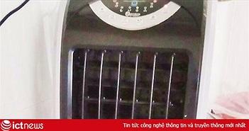 Khách hàng tố Lotte.vn lên Bộ Công Thương do bán quạt làm lạnh Oritochi chưa dùng đã hỏng