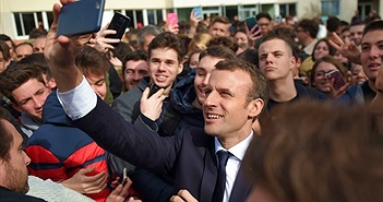 Pháp tự phát triển ứng dụng tin nhắn an toàn để Tổng thống... thôi sử dụng Telegram
