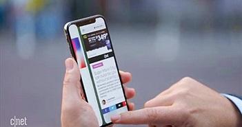iPhone X chiếm 35% lợi nhuận toàn cầu mảng điện thoại thông minh Q4