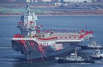 Trung Quốc tự đóng tàu sân bay: Nói thì dễ, làm mới khó