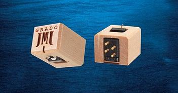 Opus3 - Kim đĩa than tầm trung đầu tiên có thân gỗ thích của Grado