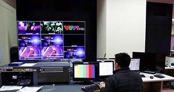 Từ 1/7, VTV phát sóng quảng bá 6 kênh truyền hình HD