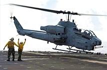 """AH-1W -  """"Siêu rắn hổ mang"""" lợi hại của lính thủy đánh bộ Mỹ"""