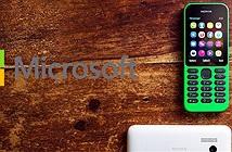 Microsoft chính thức bán mảng điện thoại cơ bản cho Foxconn với giá 350 triệu đô