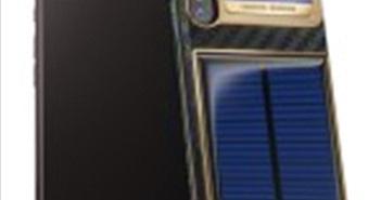 iPhone X chạy bằng năng lượng mặt trời