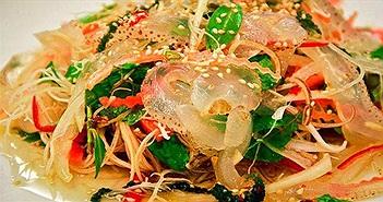 Lưu ý khi ăn sứa biển để tránh bị ngộ độc