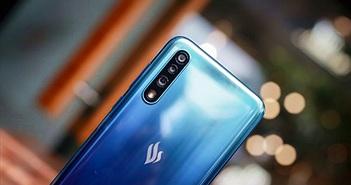 Lộ hình ảnh mẫu smartphone mới của Vsmart: camera ẩn dưới màn hình?