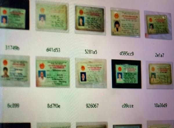 Hàng nghìn CMND người Việt bị rao bán trên mạng được dùng làm gì?