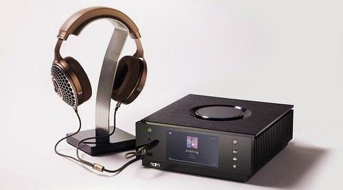 """Naim Uniti Atom Headphone Edition - Ampli tích hợp streaming DAC dành riêng cho dân headphiles """"hạng nặng"""""""