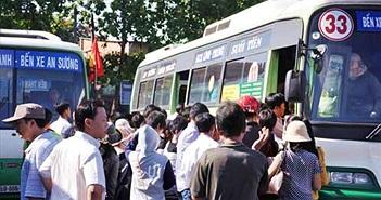 TP.HCM: Mỗi xe buýt gắn 3 camera để chống sàm sỡ, móc túi