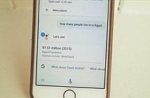 Người dùng iPhone 2017 có thể chọn Google Assistant làm trợ lý mặc định thay Siri