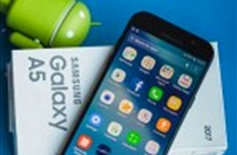 Galaxy A5 2017 giảm giá bán 1 triệu đồng tại thị trường Việt Nam