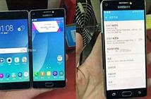 Lộ ảnh smartphone gập của Samsung, Galaxy X sẽ trội hơn