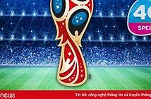 VinaPhone ra các gói Data 3G/4G theo giờ giá cước ưu đãi cho mùa World Cup 2018