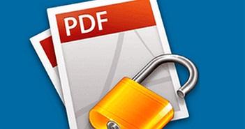 4 cách gỡ bỏ mật khẩu khỏi tài liệu PDF trên Windows 10