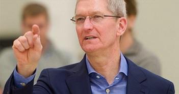 CEO Apple - Tim Cook tiếp tục chỉ trích các công ty công nghệ