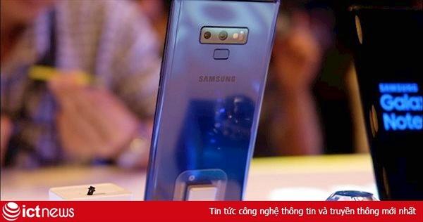 Galaxy Note 9 bị khiếu nại không sạc được, Samsung hỗ trợ chi phí thay linh kiện