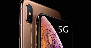 Apple sẽ tung 2 mẫu iPhone 5G đầu tiên vào năm 2020