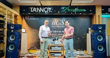 Kiệt tác dCS Bartók network DAC tích hợp ampli tai nghe ra mắt audiophile Việt Nam