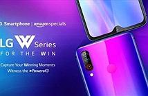 LG W Series lộ diện: màn hình giọt nước, 3 camera sau, loa Boombox