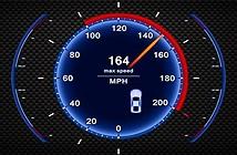 Tốc độ xe chạy có ảnh hưởng đến mức độ phát thải của xe không?