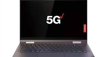 Lenovo trình làng Flex 5G - máy tính xách tay 5G đầu tiên trên thế giới giá 1400 USD