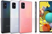 Samsung trình làng Galaxy A51 5G và Galaxy A21s