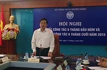 Bộ trưởng Bộ TT&TT: Cần tạo sân chơi bình đẳng giữa các DN viễn thông