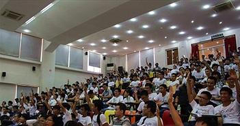 Google I/O Extended Mien Trung thu hút hàng trăm sinh viên
