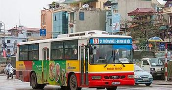 Phát Wi-Fi miễn phí trên xe buýt ở Hà Nội, Tp.HCM