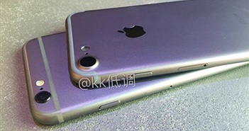 Video 2,5 phút xác thực iPhone 7 quay cùng iPhone 6s