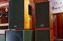 Hãng loa Ý SR ra mắt loa dành cho hệ thống karaoke chuyên nghiệp