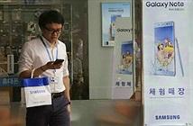Samsung thu hồi vàng từ Galaxy Note 7